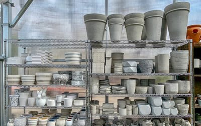 Selecting Pottery